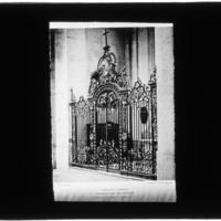 Chapelle des Évêques de la Primatiale de Nancy