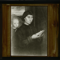 Portrait d'un homme lisant (Hans Memling)