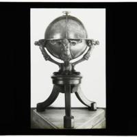 Globe céleste (Jean l'Hoste)