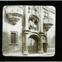 Porterie du palais ducal