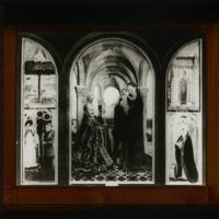 Triptyque (attribué à Jan van Eyck)