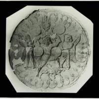 Médaillon sculpté