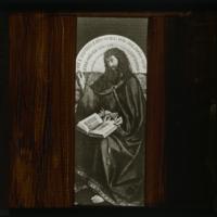 Saint Jean-Baptiste (Hubert et Jan van Eyck)