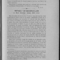 «Retable de Badonviller au musée historique lorrain»