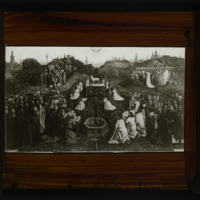 L'agneau mystique (Hubert et Jan van Eyck)
