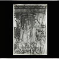 Tapisserie de la Désobéissance de la reine Vashti