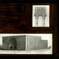 Palais d'Ardashir (Firuzabad)