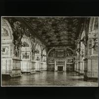 Salle de bal du château de Fontainebleau