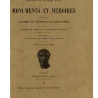 Monuments et mémoires