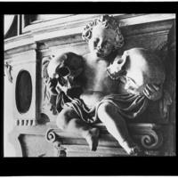 Monument funéraire de la famille de Warin de Gondrecourt (Jean Richier)