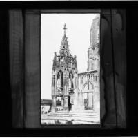 La Recevresse de l'église Notre-Dame d'Avioth