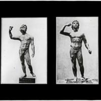 Statuettes gréco-romaines