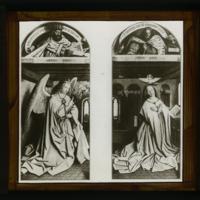 L'Annonciation (Hubert et Jan van Eyck)
