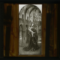 La Vierge dans une église (Jan van Eyck)