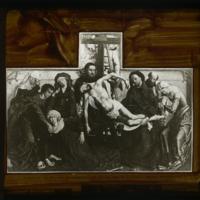 La Descente de croix (Rogier van der Weyden)