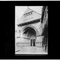 Porte des Bourgeois de l'église Saint-Maurice d'Épinal