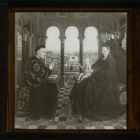 La Vierge du chancelier Rolin (Jan van Eyck)