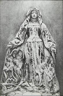 Vierge de Miséricorde (Mansuy Gauvain)