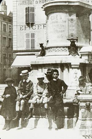 Place René II à Nancy
