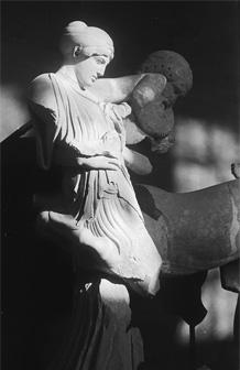 Sculpture grecque